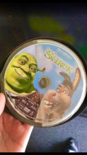 Shrek DVD Movie for Sale in Queens, NY