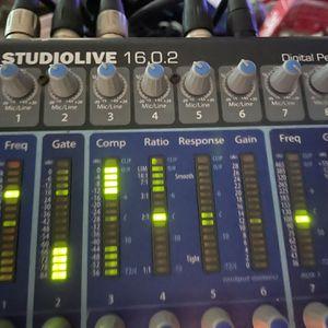Presonus Studio Live 16.02 for Sale in Houston, TX