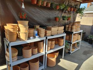 Pottery sold in Norwalk. We also carry succulents cactus and indoor plants for Sale in Norwalk, CA