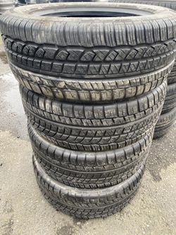 4 tires like new 245/55r18 for Sale in Renton,  WA
