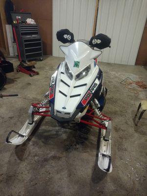 2014 snowmobile Polaris Rush Pro R 800 LE for Sale in Princeton, WI