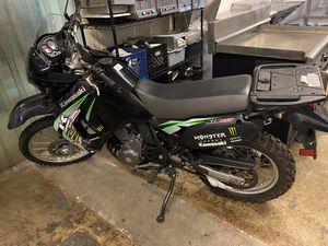 Kawasaki KLR 650 Motorcycle 2009 for Sale in Long Beach, CA