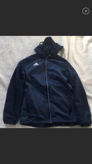 Adidas windbreaker for Sale in East Wenatchee, WA