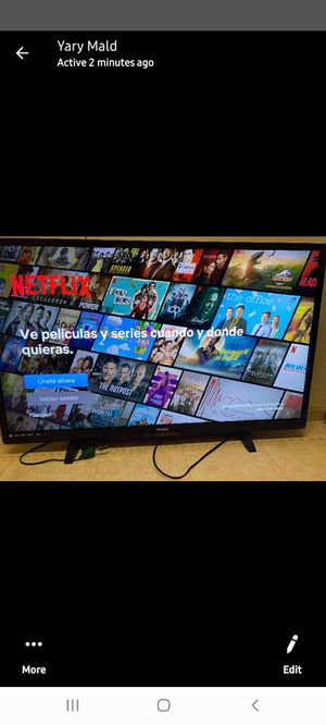 tv 50 inch .350. for Sale in Cleveland, OH