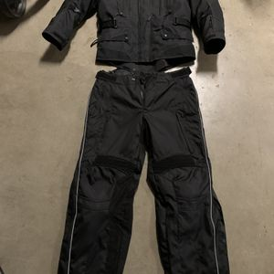 Tourmaster Transition Cold Weather Motorcycle Set for Sale in Buckley, WA