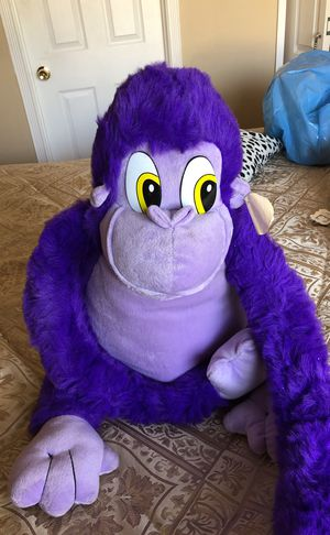 New monkey stuffed toy for Sale in Burbank, CA
