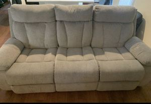 Reclining Couch *Must go this week* for Sale in Walnut Creek, CA