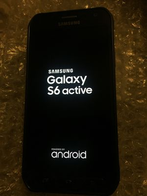 Samsung Galaxy S6 Active for Sale in Silver Spring, MD