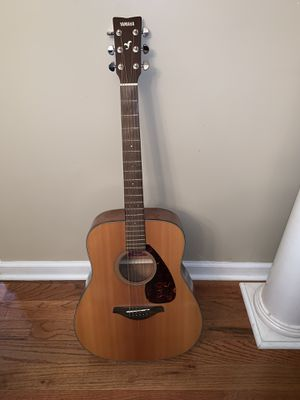Yamaha acoustical guitar for Sale in Collegedale, TN