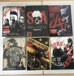 Son of Anarchy-seasons 1-6 for Sale in Tamarac, FL