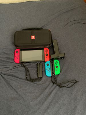 Nintendo switch bundle for Sale in Galt, CA