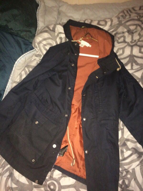 Hm jacket light