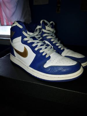 "Nike Jordan 1 Retro ""Gold Medals"" for Sale in Gaines, MI"