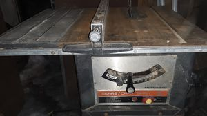 Craftsman 9 inch tablesaw for Sale in Cashmere, WA