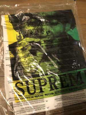 Supreme Aguila tee shirt size small for Sale in Everett, WA