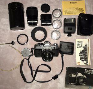 AT-1 Canon Camera for Sale in Garden Grove, CA