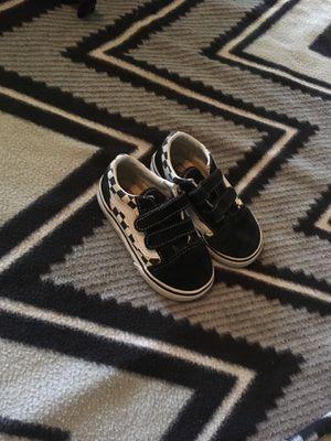 Vans Checkerboard Toddlers for Sale in Ocean Springs, MS