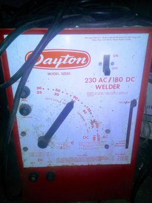 Dayton TIG welder for Sale in Peshastin, WA
