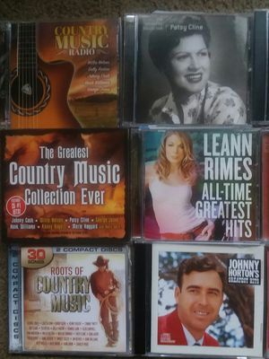 CD's (country music) for Sale in Lompoc, CA