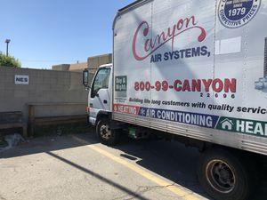 2001 GMC W4500 Box Truck for Sale in Azusa, CA