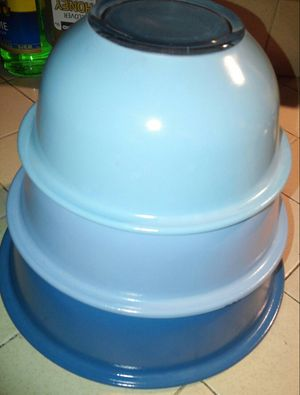 Pyrex Nesting Bowls for Sale in Clovis, CA