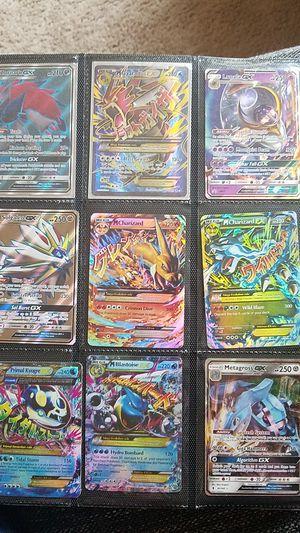 Pokemon Mega EX or GX Cards for Sale in Reston, VA