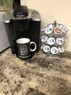 Keurig and K-cup holder for Sale in Seattle, WA
