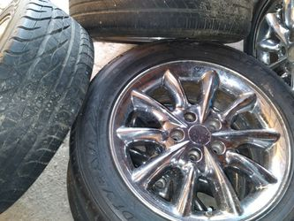 5 Lugs Rims And Tires for Sale in Temple Hills,  MD
