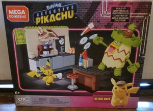 Detective pikachu lego set for Sale in Arvada, CO