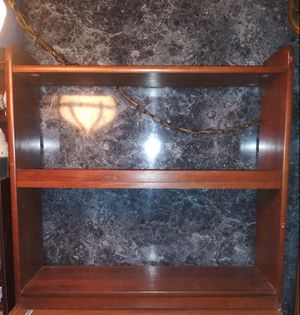 "Small Wood Shelf 28.5""T x 8""D x 29.25""W for Sale in Fort Worth, TX"