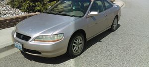 2001 Honda Accord V6 for Sale in East Wenatchee, WA