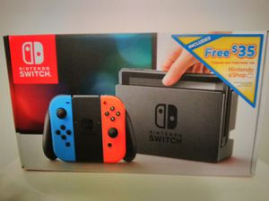 Brand new Nintendo switch never been opened!! for Sale in Atlanta, GA