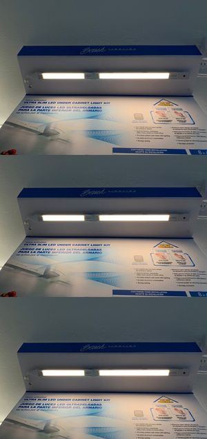 LED UNDER CABINET LIGHTS FOR KITCHEN/BATHROOM/BEDROOM for Sale in Miami, FL