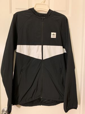 Men's Medium Adidas Windbreaker for Sale in Corona, CA