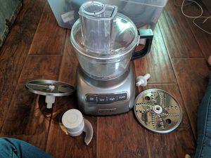KitchenAid food processor for Sale in Crestline, CA