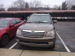 09' Kia Borrego: $5,500/Best Offer! for Sale in Flint, MI