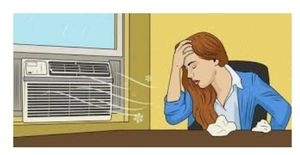 Air Condition Window Unit Air or Air/Heat for Sale in Gaston, SC