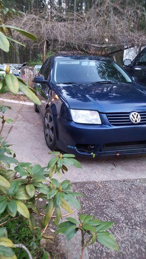 2002 Volkswagen Jetta for Sale in Spanaway, WA