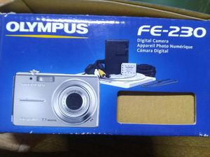 Olympus Fe-230 Like New for Sale in Amarillo, TX