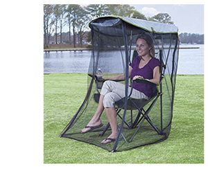 Kelsyus Original Canopy Chair with Bug Guard for Sale in Oakland Park, FL