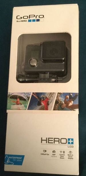 Go pro hero plus LCD for Sale in Pittsburgh, PA