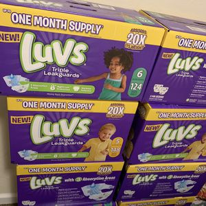 Diapers Size 56 for Sale in Arden-Arcade, CA