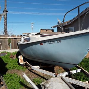 Sail Boat With Trailer for Sale in Atwater, CA