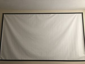 Projector screen for Sale in St. Louis, MO