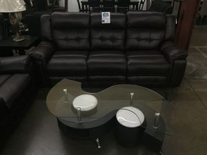 Nice reclining sofa for Sale in Dallas, TX