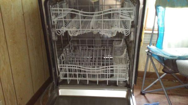 Kenmore elite smart dish washer 360