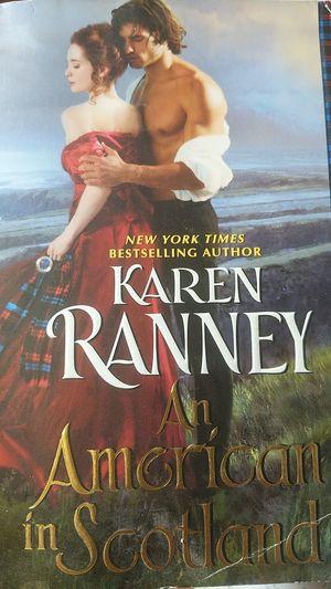 An American in Scotland by Karen Ranney for Sale in Mountlake Terrace, WA