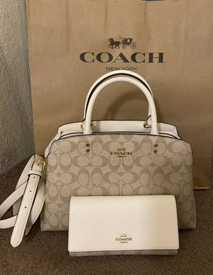 Authentic Coach handbag & wallet for Sale in Kennewick, WA