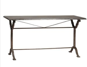 Su Casa Wright Stone and Iron Table for Sale in Baltimore, MD