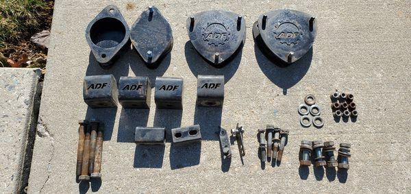 2018 -2020 Subaru Crosstrek Lift Kit